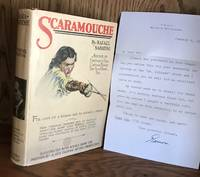 SCARAMOUCHE (1923 Photoplay Inscibed By Both Stars,  Ramon Novarro & Alice Terry )