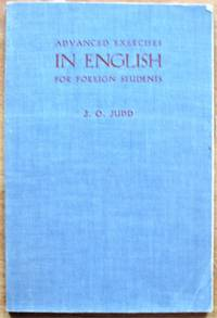 Advanced Exercises in English for Foreign Students