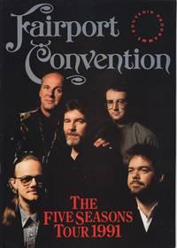 image of Fairport Convention The Five Seasons Tour 1991 - Souvenir Programme