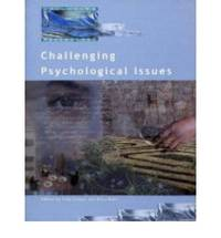 Challenging Psychological Issues: Bk. 2