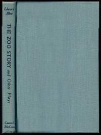 THE ZOO STORY, THE DEATH OF BESSIE SMITH and THE SANDBOX: Three Plays by  Edward Albee - First Edition - (1960) - from Quill & Brush and Biblio.com