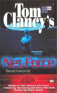 image of Netforce:Deathworld (Tom Clancy's Net Force)