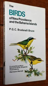 image of The Birds Of New Providence And The Bahama Islands