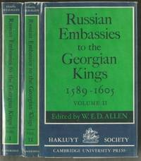 Russian Embassies to the Georgian Kings (1589-1605)