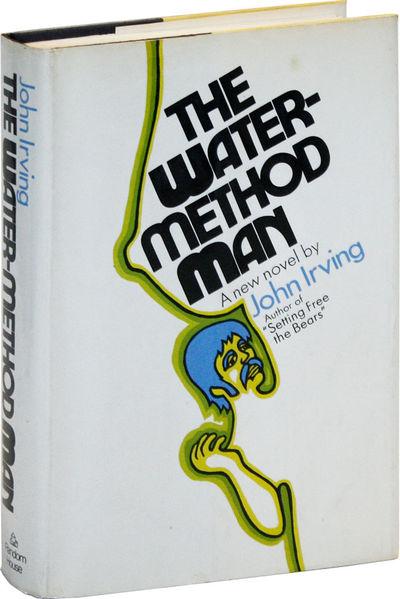 New York: Random House, 1972. First Edition. First Printing. Octavo; half yellow paper over navy blu...