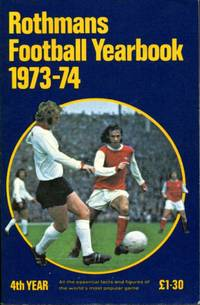 image of Rothmans Football Yearbook 1973-74, 4th Year