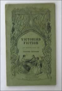 Victorian Fiction. John Carter. 1947