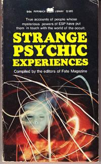 image of Strange Psychic Experiences