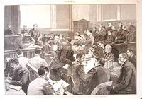 The Trial of Jacob Sharp in the Court of Oyer and Terminer, New York City