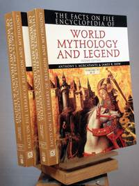 The Facts on File Encyclopedia of World Mythology and Legend (2 Volumes) (Facts on File Library of Religion and Mythology)