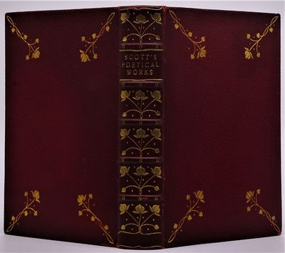 New York: Thomas Y Crowell & Co., 1894. A lovely example of American fine binding of the time, in fu...