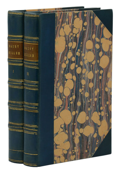 London: Macmillan and Co, 1879. First Edition. Near Fine. First British edition. Two volumes, finely...