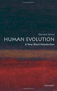 image of Human Evolution: A Very Short Introduction