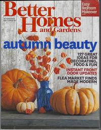 BETTER HOMES AND GARDENS MAGAZINE OCTOBER 2014 by Better Homes and Gardens - 2014 - from Gibson's Books and Biblio.com