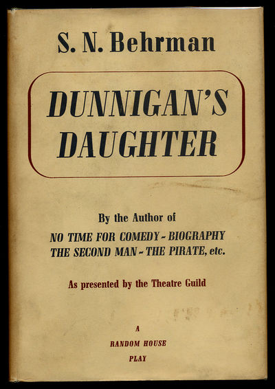 New York: Random House, 1946. Hardcover. Fine/Very Good. First edition. Fine in a very good plus pri...