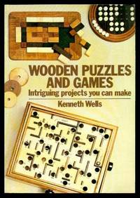 image of WOODEN PUZZLES AND GAMES - Intriguing Projects You Can Make