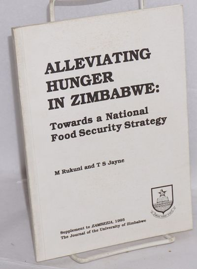 Harare: University of Zimbabwe Publications, 1995. Paperback. 62p., wraps slightly soiled else very ...