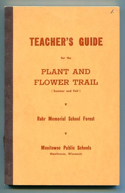 Manitowoc, WI: Manitowoc Public Schools, 1961. Paperback. Very good. Octavo (21.5 cm), pp. 90. Yello...