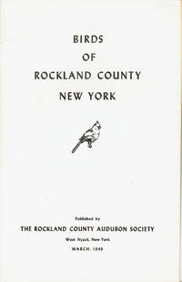 image of BIRDS OF ROCKLAND COUNTY NEW YORK.