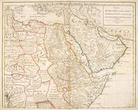 CARTE DE L'EGYPTE DE LA NUBIE DE L'ABISSINIE by  Guillaume DELISLE - 1707 - from Peter Harrington (SKU: 55257)