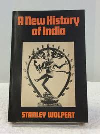 image of A NEW HISTORY OF INDIA