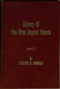 image of History of the First Baptist Church