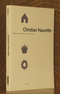 CHRISTIAN HAUVETTE, DWELLINGS, MONUMENTS...