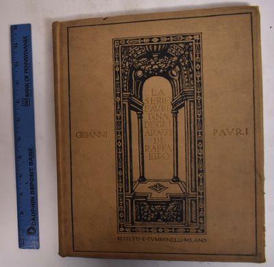 Milan/Rome: Casa Editrice d'Arte Bestetti e Tumminelli, 1926. Paperback. VG- light to moderate scuff...