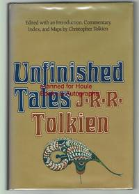 image of UNFINISHED TALES OF NUMENOR AND MIDDLE EARTH