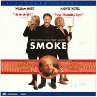 Smoke. (Laserdisc Film)