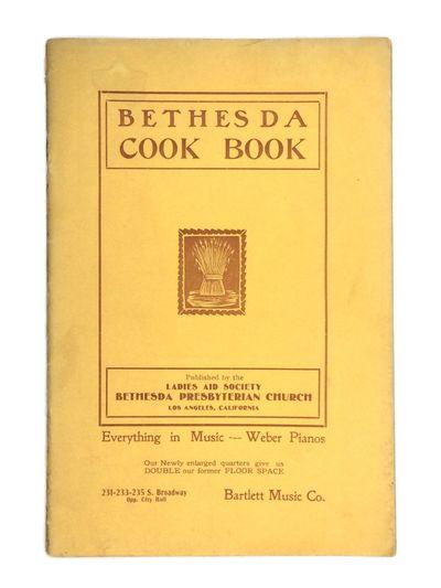 BETHESDA COOK BOOK
