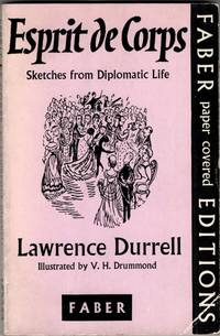 image of Esprit de corps: Sketches from diplomatic life