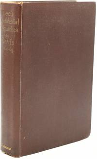 LEE'S DISPATCHES.  UNPUBLISHED LETTERS OF GENERAL ROBERT E. LEE, C.S.A. TO JEFFERSON DAVIS AND THE WAR DEPARTMENT OF THE CONFEDERATE STATES OF AMERICA.  1862-65