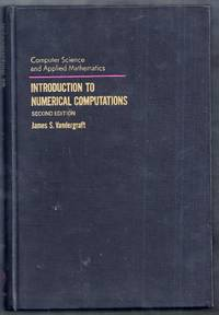 Introduction to Numerical Computations.  Second Edition
