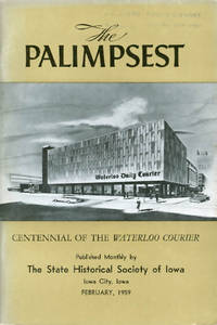 image of The Palimpsest - Volume 40 Number 2 - February 1959