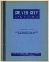 image of Culver City, California: A Calendar of Events