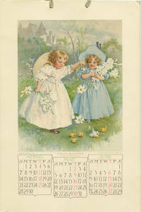 1907 Calendar. Youth's Companion Calendar for 1907.