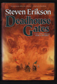 Deadhouse Gates (Malazan Book of the Fallen, Book Two) by  Steven Erikson - Hardcover - Book Club - 2000 - from Ken Sanders Rare Books, ABAA and Biblio.co.uk