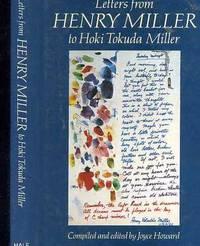 LETTERS FROM HENRY MILLER TO HOKI TOKUDA MILLER (ISBN: 0709040113)