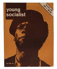 Young Socialist. Vol. 11, No. 9 (87). June 1968. Huey Newton Cover
