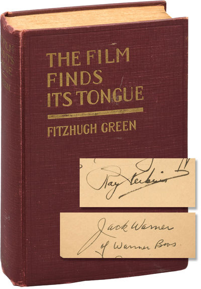 New York: G.P. Putnam's Sons, 1929. First Edition. First Edition. INSCRIBED on the front endpaper by...