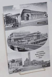 Ninety-fourth Annual Report of the Board of Directors of the Chicago, Burlington & Quincy Railroad Company, for the year ended December 31, 1947