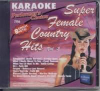 Super Female Country Vol 2