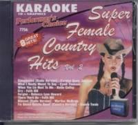Super Female Country Vol 2