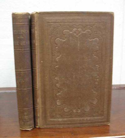 Boston: Dutton & Wentworth / Ticknor & Fields, 1856. 1st book edition. Original dark brown cloth wit...