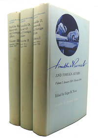 FRANKLIN D. ROOSEVELT AND FOREIGN AFFAIRS VOLS. 1-3