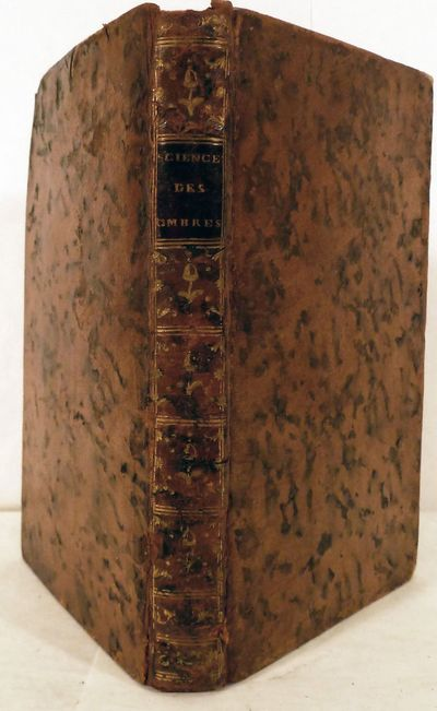 Paris: Didot Fils, 1786. leather_bound. Contemporary tree calf. Very good. 168 pp. 8vo, eighteen fol...