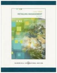 image of Retailing Management (McGraw Hill International Editions)