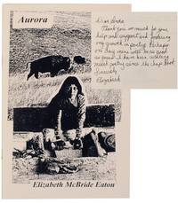Aurora (Signed First Edition)