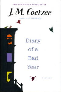image of DIARY OF A BAD YEAR.
